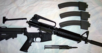 AR15 22LR Conversion History