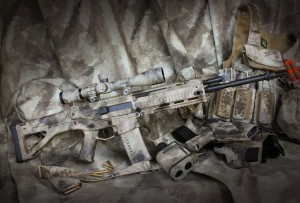 Remington ACR Rifle A-TACS