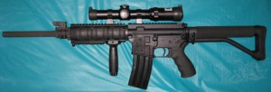 Bushmaster Modular Carbine