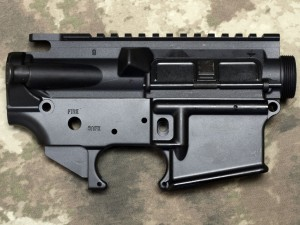 CMMG MIL-SPEC STRIPPED UPPER RECEIVER