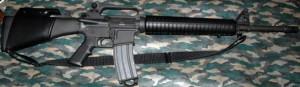 Colt Firearms AR-15 R6601 Match HBAR
