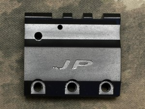 JP RIFLES JPGS-2B AR-15 ADJUSTABLE GAS BLOCK
