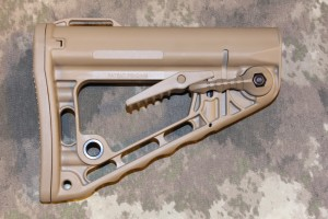 ROGER SUPER STOC BUTTSTOCK FLAT DARK EARTH