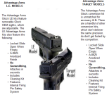 Advantage arms Glock 22lr Conversion Kits Pictograph