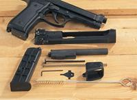 Factory Beretta 92/96 .22 Long Rifle Conversion Kit