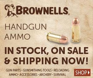 Handgun Ammo 300x250