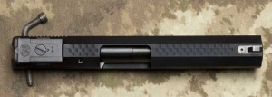 Wilson Combat 1911 22 Conversion Kit Slide Top View
