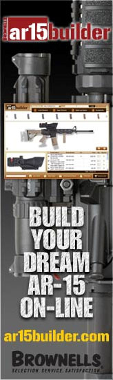 AR 15 Builder, an online utility to build a virtual ar 15 and turn it in to a real ar 15