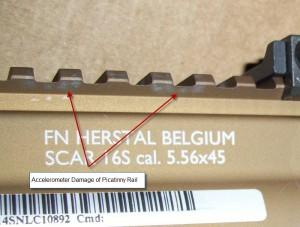 FN SCAR 16s Damage