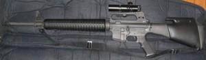 Colt Match HBAR Sporter