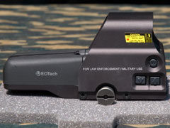 EOTech 557 AR223 AR 15 Holographic Sight