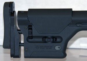 Modular Driven Technologies PRS Adjustable Butt Plate www.combatrifle.com