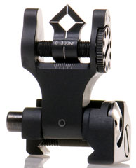 Troy BattleSight Rear Di-Optic Aperture DOA Folding