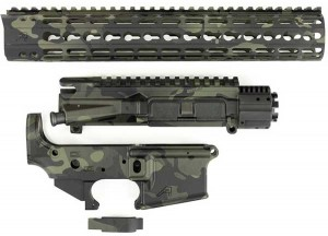 Aero Precision Builder Set MultiCam Black www.combatrifle.com