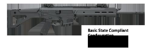 Bushmaster ACR Black Basic State Compliant Configuration www.combatrifle.com