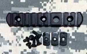 MDT Chassis Accessory Rails www.combatrifle.com