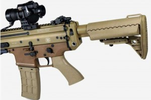 SCAR Stock Adapter VLTOR - www.combatrifle.com