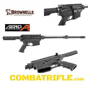 Aero Precision OEM AR15 www.combatrifle.com