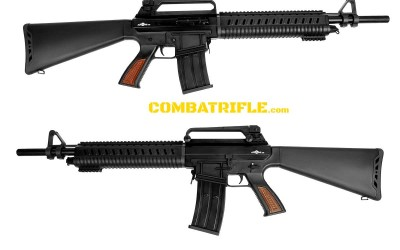 ALPHARMS 15SA AR15 SHOTGUN
