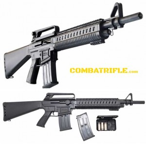 LEADER ARMS AR12 AR15 SHOTGUN