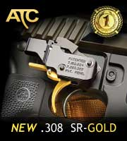Pact American Trigger Corp AR Gold Trigger