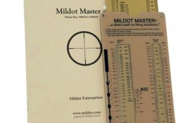 MILDOT Master Long Range Shooting Calculator