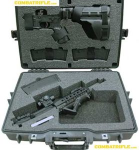 AR15 PISTOL CASE | AR 15 PISTOL CASE