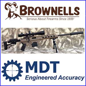 MDT TAC21 Rifle