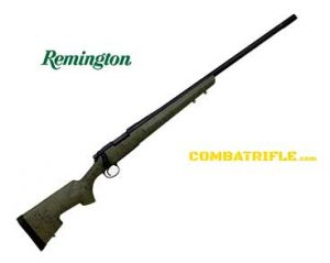 Remington 700 XCR Tactical Rifle .300 Winchester Magnum