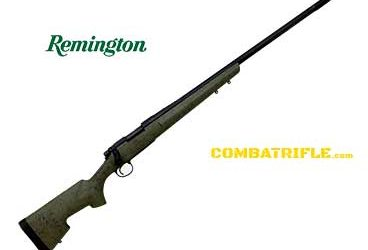 Remington 700 XCR Tactical Long Range Rifle 84462