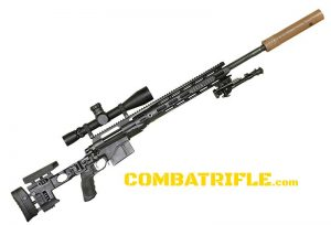 Remington M2010 Enhanced Sniper Rifle