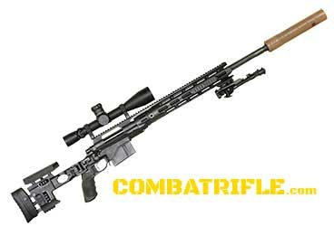Remington M2010 Enhanced Sniper Rifle