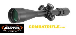 SWFA SS HD 5-20x50 Tactical 30mm Riflescope SSHD520X50MQI
