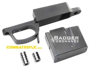 Badger Ordnance M5 BDM Trigger Guard Bottom Metal