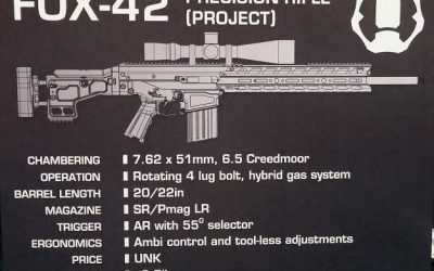 KRG FOX-42 Precision Rifle:COMBATRIFLE.com