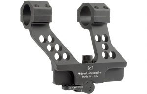 Picture of a Midwest Industries AK 30mm Scope Side Mount - ak 47 scope mount - Combatrifle.com