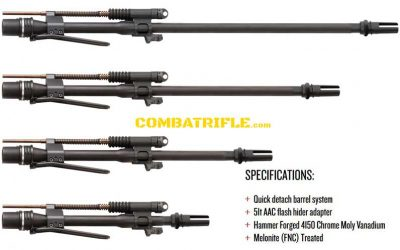 BUSHMASTER ACR BARREL KITS