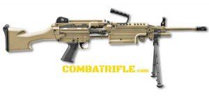 FN M249S Centerfire Rifle FDE