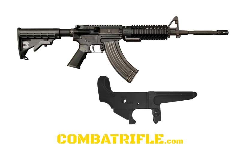 Mgi Hydra Ak 47 Magazine Ar Lower Combat Rifle