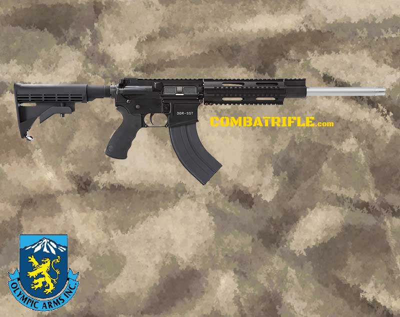 Olympic Arms K30R16 7.62x39 AR-15 K30R16SST