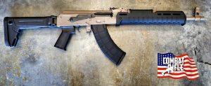Copper Custom DDI AK-47 Rifle