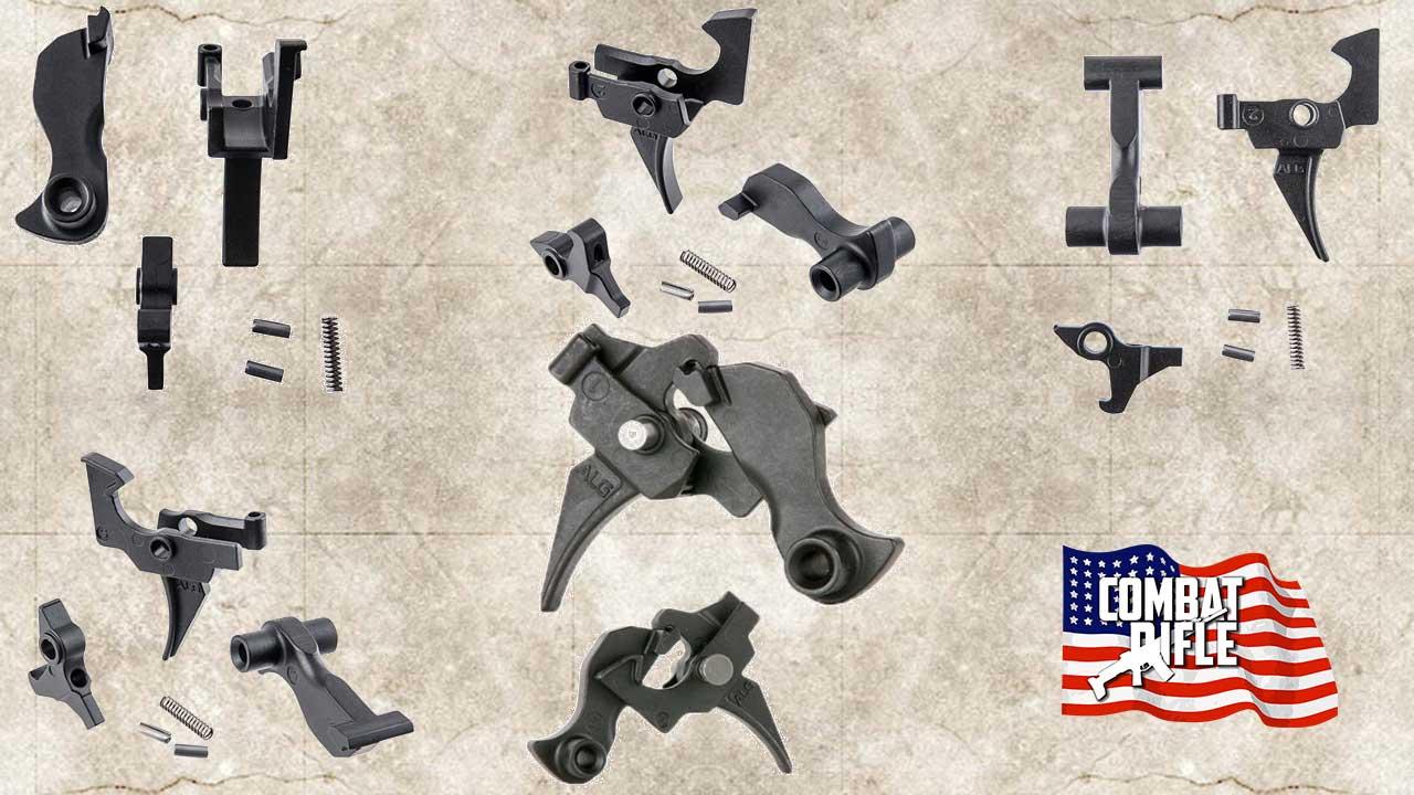 Picture of ALG AK Trigger Enhanced with Lightning Bow (AKT-EL)