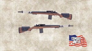Picture of a Fulton Armory M65 Enhanced Sniper Rifle FA-M14-M65 M14 Rifle