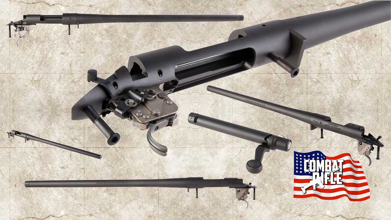 "Picture of Remington 700 SPS Tactical 20"" Heavy Barreled Action .308 Winchester"