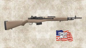 Springfield Armory M1A Scout Squad Model