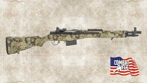 Springfield Armory M1A Socom .308 Win Kryptek Highlander Rifle AA9613