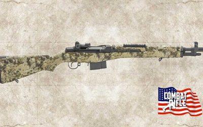 Springfield Armory M1A Socom 308 Win Kryptek Highlander Rifle AA9613