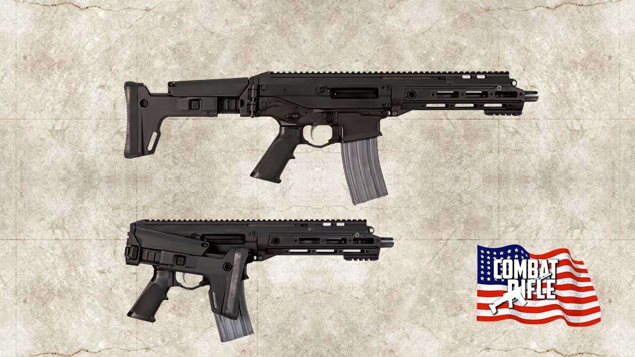 Picture of a Remington ACR PDW