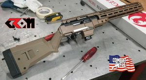 Picture of a CROM USA Ruger PC Carbine Chassis