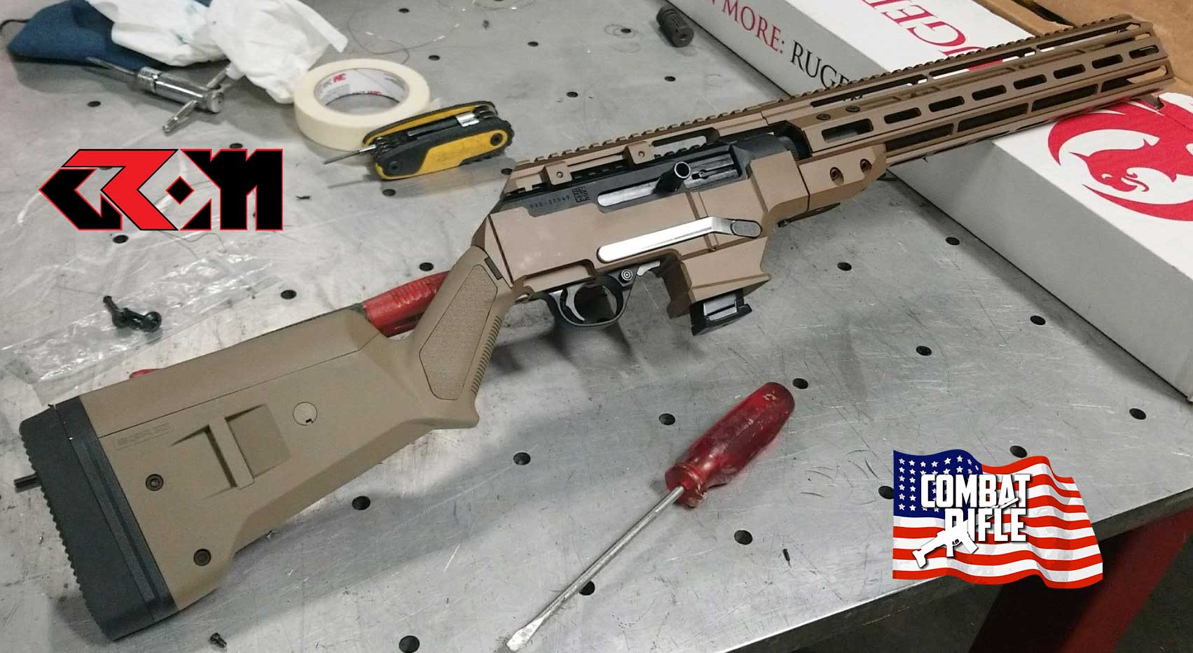 Picture of CROM USA Ruger PC Carbine Chassis